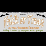 Trick or Treat at the Radnor Township Building