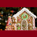 Culinary Family Workshop: Gingerbread House Decorating 1