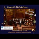 CAMERATA PHILADELPHIA Classical Music
