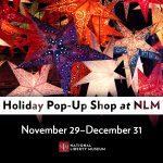 Holiday Pop-Up Shop at National Liberty Museum