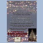 Garrett Hill Christmas Tree Lighting