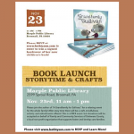 A Grandfamily for Sullivan Book Launch Party & Storytime