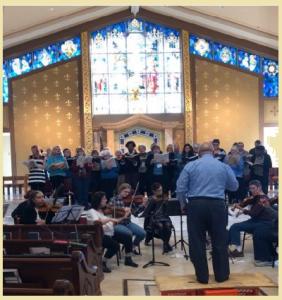 Main Line Ecumenical Choir Messiah Concert