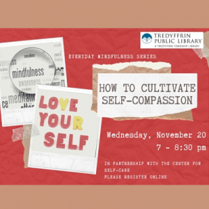 How to Cultivate Self-Compassion