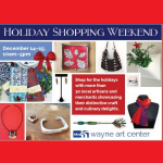 Holiday Shopping Weekend