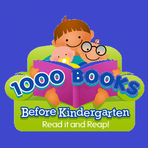 1,000 Books Before Kindergarten Kick-Off Party