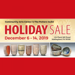 Holiday Sale of Fine Craft & Pottery