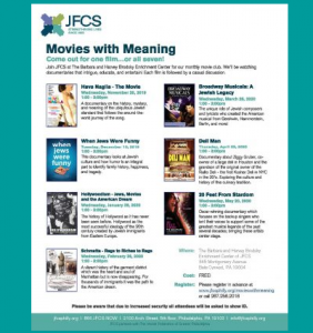 JFCS - Movies with Meaning