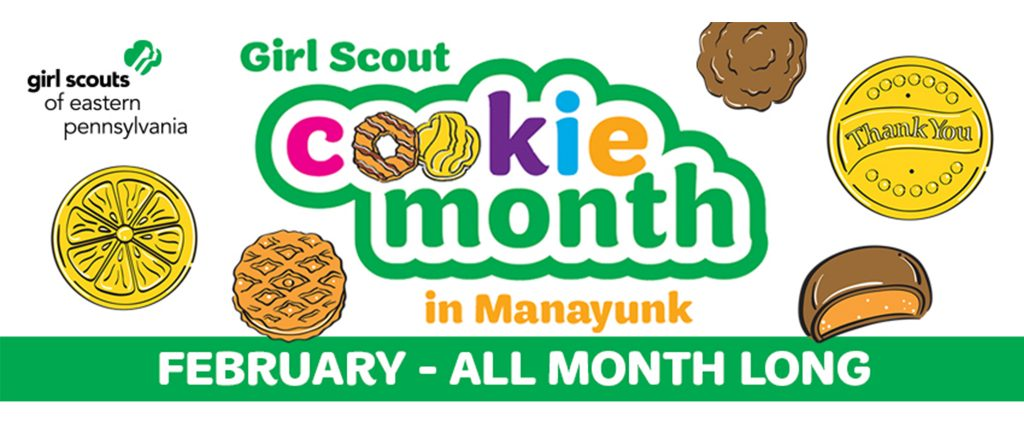 Cookie Month in Manayunk