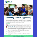 CANCELLED - JFCS - Touched by Addiction Support Group