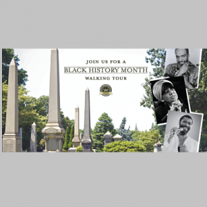 Black History Month Walking Tour