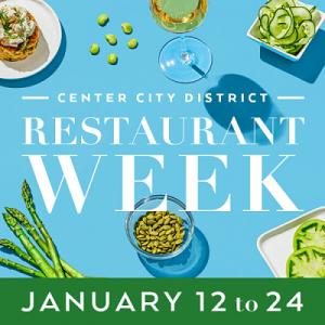 Philly Center City District Restaurant Week