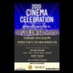 2020 Cinema Celebration