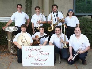 Tri-State Jazz Society Presents Capital Focus Jazz...