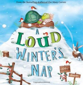 Story and Art! A Loud Winters Nap