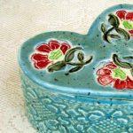 Family Day of Clay: Valentine Heart Box
