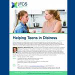 JFCS - Helping Teens in Distress