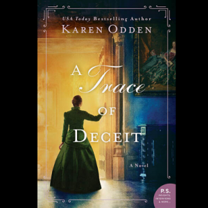 Karen Odden presents A Trace of Deceit