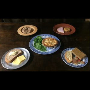 Tasting Through Time: A Historic Dining Experience...