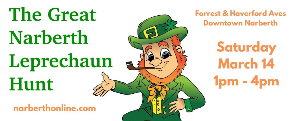 Great Narberth Leprechaun Hunt