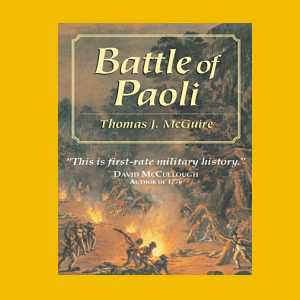 CANCELLED - The Battle of Paoli, September 20-21, 1777