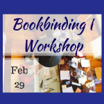 Traditional Hand Bookbinding Workshop in Historic Sugartown's Bindery