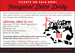 The Inaugural Delco Derby—A Night at the Races i...