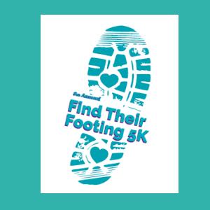 POSPTONED - 8th Annual Find Their Footing 5k Run/W...