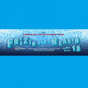 """Freezin' For A Reason"" Polar Bear Plunge"