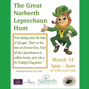 Great Leprechaun Hunt