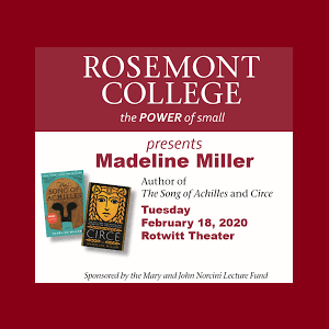 Author Talk - Madeline Miller