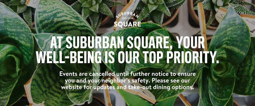 Suburban Square Events