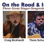 Concert featuring Craig Bickhardt, Thom Schuyler, and Tony Arata