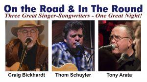Concert featuring Craig Bickhardt, Thom Schuyler, ...