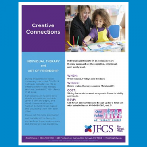 JFCS - Creative Connections