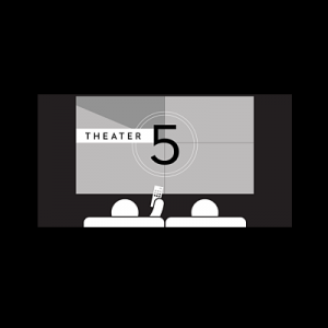Theater 5 at Bryn Mawr Film Institute