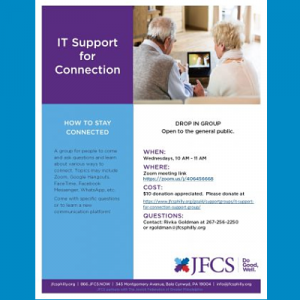 JFCS - IT Support for Connection