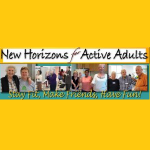 New Horizons For Active Adults - May Book Club