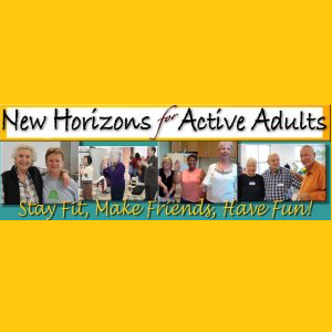 New Horizons For Active Adults Free Every Day Serv...