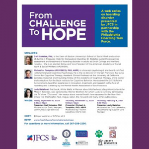 JFCS - From Challenge to HOPE