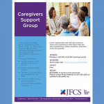 JFCS - Caregivers Support Group