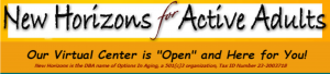 New Horizons Virtual Center for Active Adults