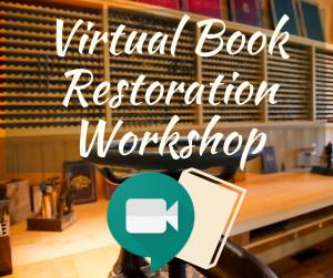 Virtual Book Restoration Workshop
