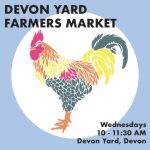 Devon Yard Farmers Market