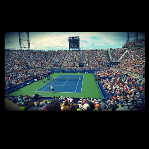 2020 US Open (at home)