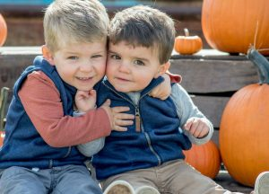 Fall Photos at Suburban Square Benefitting Merion Fire Company of Ardmore