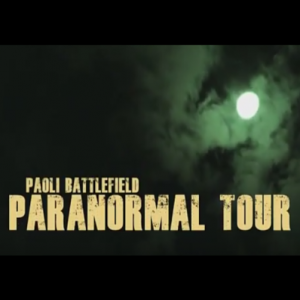 Fall Paranormal Tour of the Paoli Battlefield