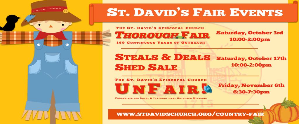 St. David's Church Unfair