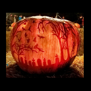 "The Great ""Virtual"" Pumpkin Carve"