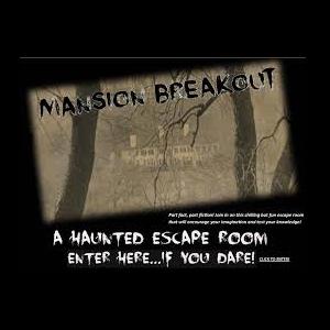 Willows Mansion Virutal Escape Room